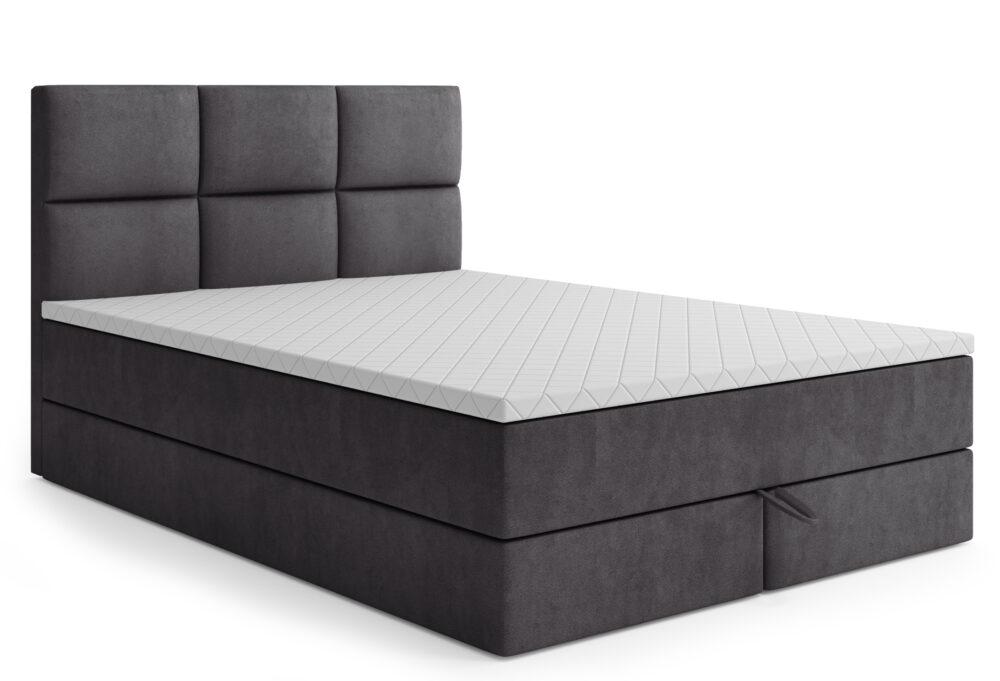 Łóżko kontynentalne Ryga